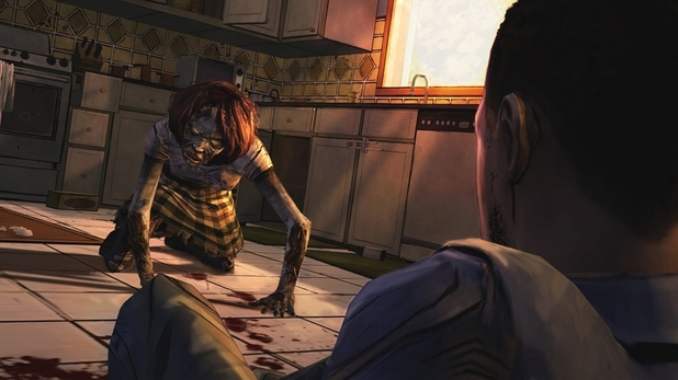 &#39;The Walking Dead&#39; screenshot