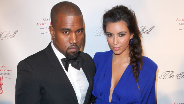 Miss Mode: Kim Kardashian and Kanye West