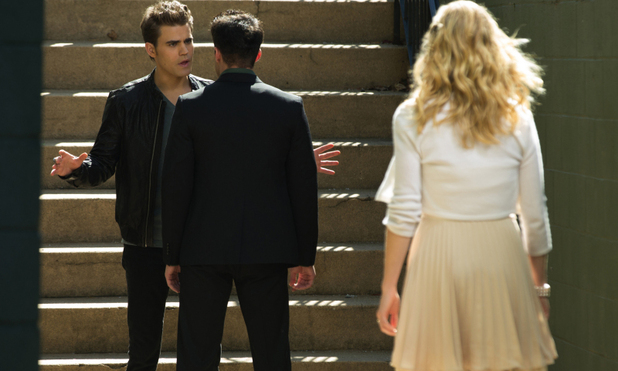 The Vampire Diaries S04E09: 'O Come, All Ye Faithful'