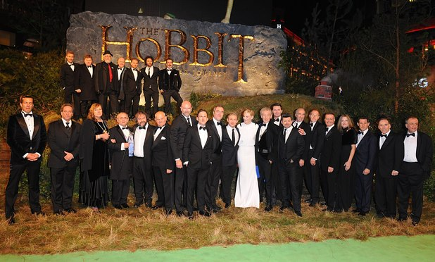 The Hobbit: An Unexpected Journey - UK premiere