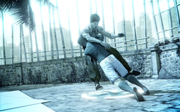 'Sleeping Dogs: Zodiac Tournament' screenshot