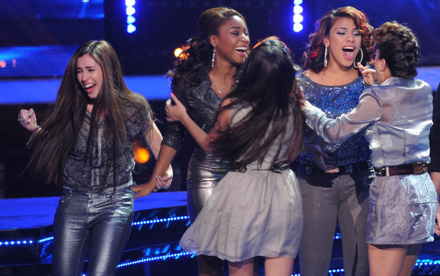 The X Factor USA semifinals results show: Fifth Harmony