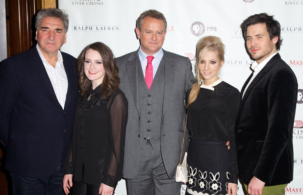 'Downton Abbey' Season 3 Photo Call at Essex HouseFeaturing: Jim Carter, Sophie McShera, Hugh Bonneville, Joanne Froggatt, Rob James-Collier