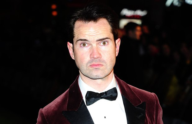 The UK Premiere of The Hobbit: An Unexpected Journey: Jimmy Carr