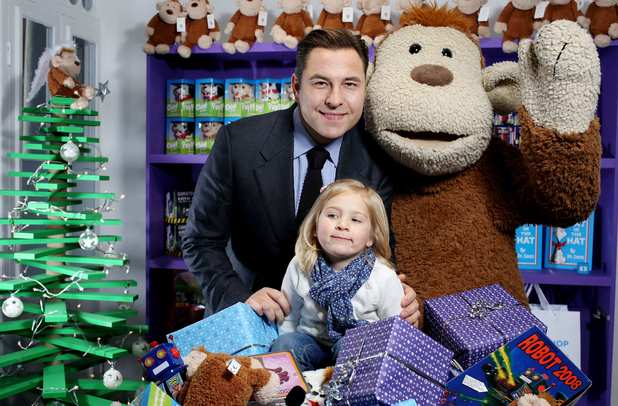 David Walliams, The Toyshop by Barclaycard, Great Ormond Street Hospital Children's Charity
