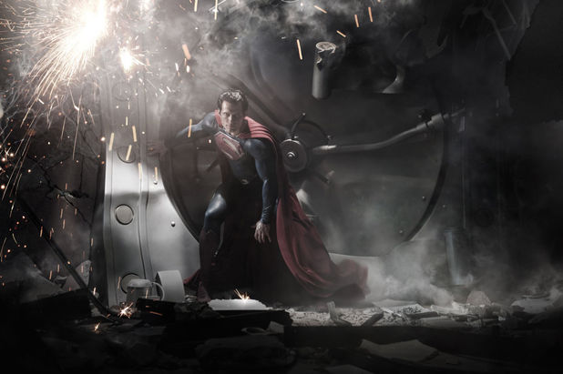 Man of Steel first picture