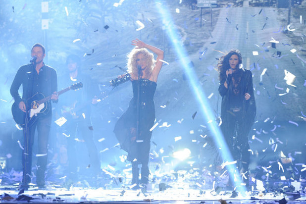 Little Big Town perform at the 2012 American Country Awards at Mandalay Bay Resort and Casino