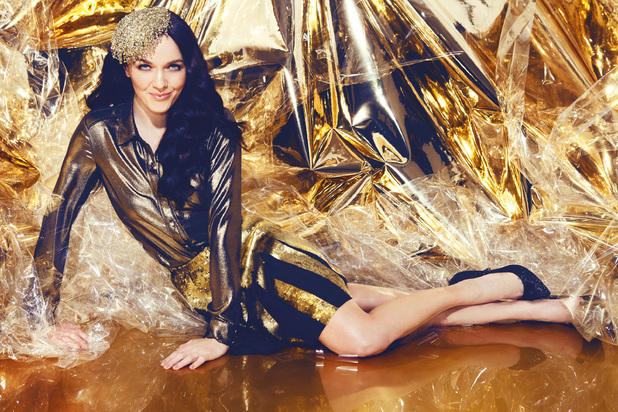 Victoria Pendleton shoot in LOOK magazine