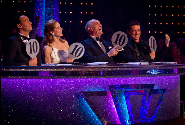 Strictly Come Dancing: The judges
