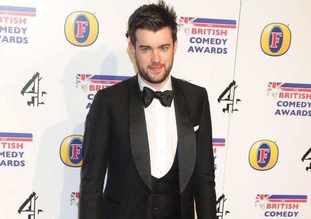 Jack Whitehall arriving for the UK Comedy Awards