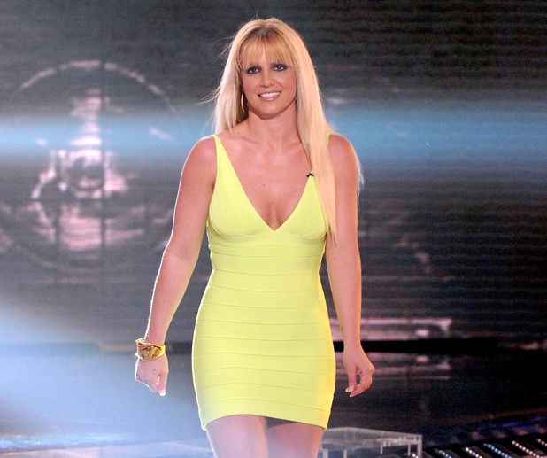 Britney Spears on The X Factor USA