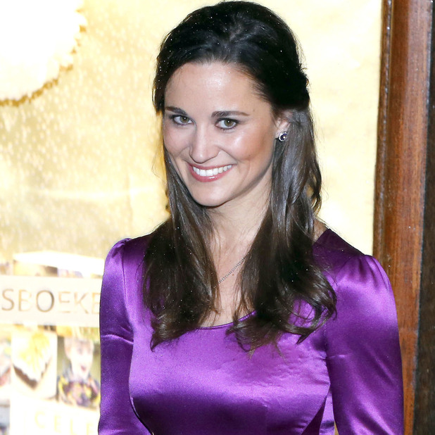 Pippa Middleton at her book launch party for her party planning guide 'Celebrate' Featuring: Pippa Middleton Where: Amsterdam, Netherlands When: 11 Dec 2012