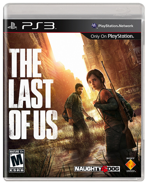 &#39;The Last of Us&#39; cover art