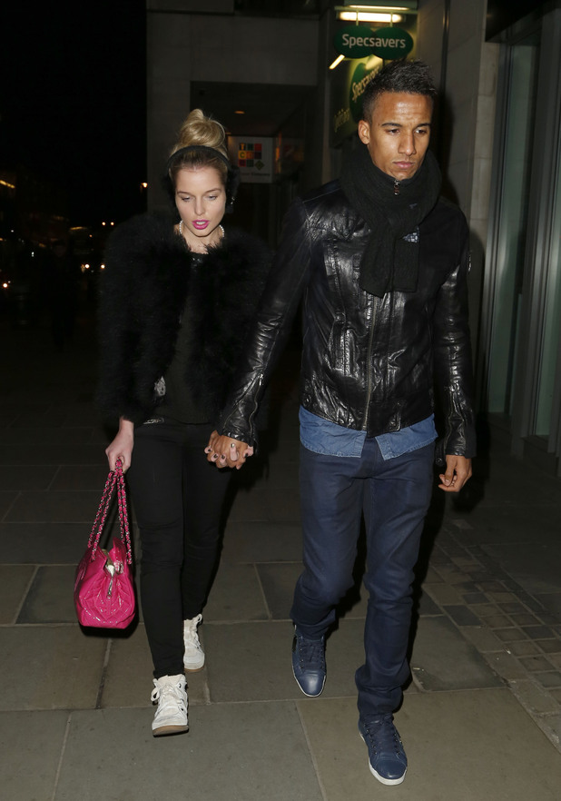 Helen Flanagan, Scott Sinclair