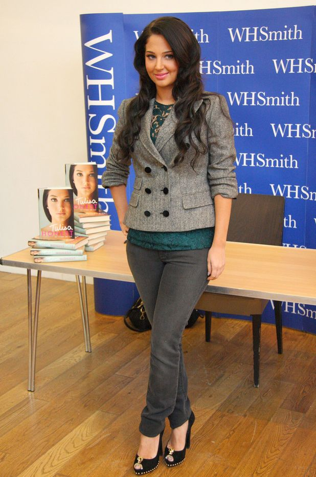 Tulisa Contostavlos, Honest: My Story So Far, Derby