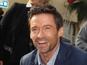 Hugh Jackman tops festive mistletoe poll