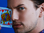 Twilight actor Jackson Rathbone struts his stuff in a new photoshoot.