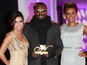 Eva Longoria, Mel B, Will.i.am at gala