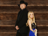 American Country Awards 2012: Hosts Trace Adkins and Kristin Chenoweth