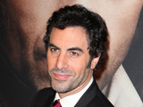 """Les Miserables"" New York Premiere -   Arrivals at the Ziegfeld Theatre Featuring: Sacha Baron Cohen Where: New York City, NY, United States When: 10 Dec 2012"