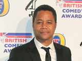 Cuba Gooding Jr arriving at the UK Comedy Awards
