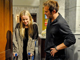 6434: Katie falls over in pain and Declan insists they get her to the hospital