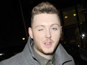 James Arthur, Helen Flanagan, Hasselhoff and more at the X Factor after-party.