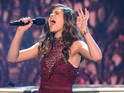 Teenage singer leads the way with over half of Digital Spy reader votes.