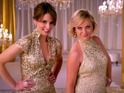 Tina Fey and Amy Poehler offer sneak peak of 2013 Golden Globe Awards.