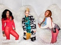 The girl group perform their new festive track for Digital Spy.
