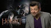 'The Hobbit' Andy Serkis on returning to Gollum