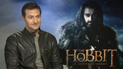 Richard Armitage, James Nesbitt and Aiden Turner on 'The Hobbit' dwarves