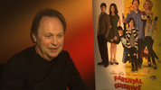Billy Crystal chats to Digital Spy about his new film 'Parental Guidance' and gives his backing to 2013 Academy Awards host Seth MacFarlane.