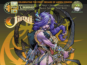 Aspen Comics 10-For-10 Jirni