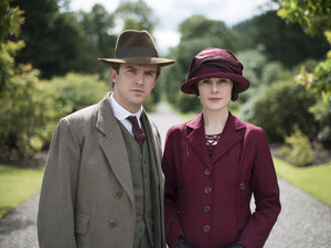 Downton Abbey Christmas Special, Tue 25 Dec 2012