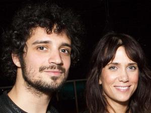 Fabrizio Moretti and Kristen Wiig