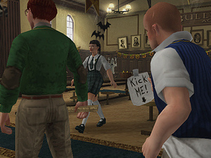 &#39;Bully&#39; screenshot