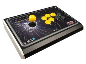Tekken Tag Tournament 2 Arcade Fight Stick (Wii U)
