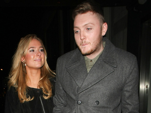James Arthur and Kimberley Garner leave Hakkasan together Featuring: James Arthur, Kimberley Garner Where: London, United Kingdom When: 16 Dec 2012
