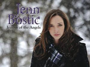 Jenn Bostic 'Jealous of the Angels' artwork