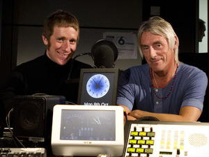 Bradley Wiggins and Paul Weller for BBC 6Music