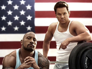 Michael Bay&#39;s &#39;Pain and Gain&#39; poster
