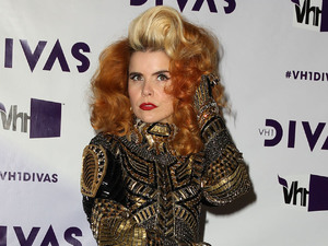 VH1 Divas 2012 held at The Shrine Auditorium - Arrivals Featuring: Paloma Faith Where: Los Angeles, California, United States When: 16 Dec 2012