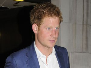 Prince Harry and Princess Eugenie out and about, London, Britain - 18 Jul 2012