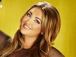Dancing On Ice 2013: Lauren Goodger