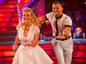Strictly Come Dancing 2012 Christmas Special: Helen Skelton, Artem Chigvinstev