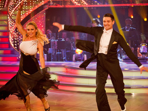 Strictly Come Dancing 2012 Christmas Special: Kristina Rihanoff, Tom Chambers