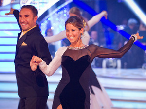 Strictly Come Dancing 2012 Christmas Special: Rachel Stevens, Vincent Simone