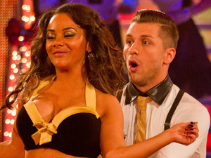 Strictly Come Dancing 2012 Christmas Special: Chelsea Healey, Pasha Kovalev