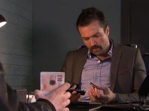 Joel takes money from Brendan for a job.